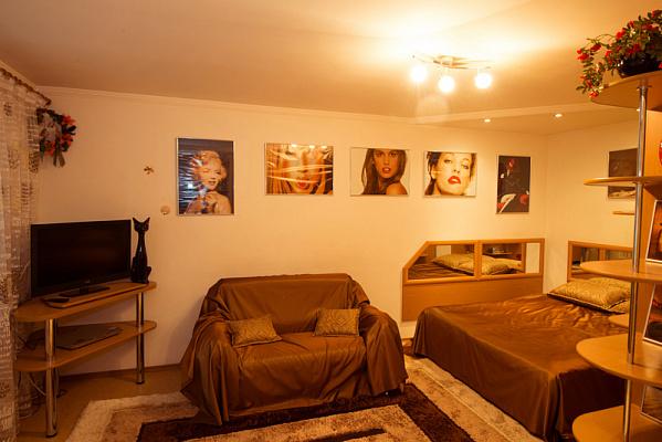 1-комнатная квартира посуточно в Херсоне. Суворовский район, б-р Мирный, -. Фото 1