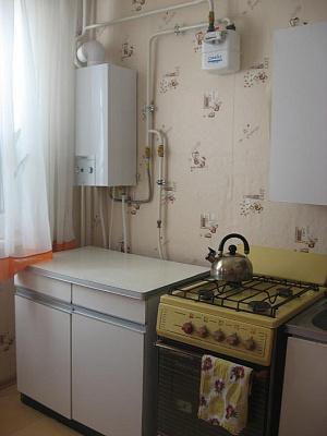 1-комнатная квартира посуточно в Севастополе. Гагаринский район, М.Крылова. Фото 1