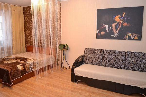 1-комнатная квартира посуточно в Харькове. Дзержинский район, Сумская, 79. Фото 1