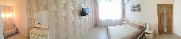 1-комнатная квартира посуточно в Одессе. Приморский район, Гагаринское плато, 5. Фото 1