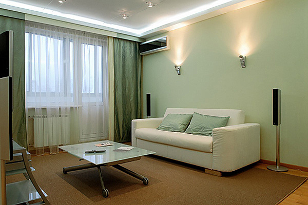 1-комнатная квартира посуточно в Никополе. Трубников, 19. Фото 1