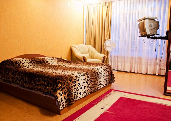 1-комнатная квартира посуточно в Сумах. Заречный район, ул. Покровская, 25. Фото 1