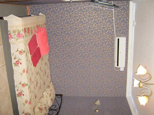 1-комнатная квартира посуточно в Донецке. Ворошиловский район, ул. 50-лет СССР, 101. Фото 1