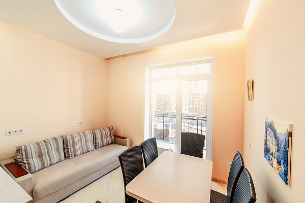 3-комнатная квартира посуточно в Одессе. Приморский район, Французский Бульвар, 60а. Фото 1