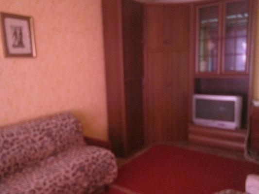1-комнатная квартира посуточно в Харькове. Дзержинский район, ул. Шекспира, 10. Фото 1