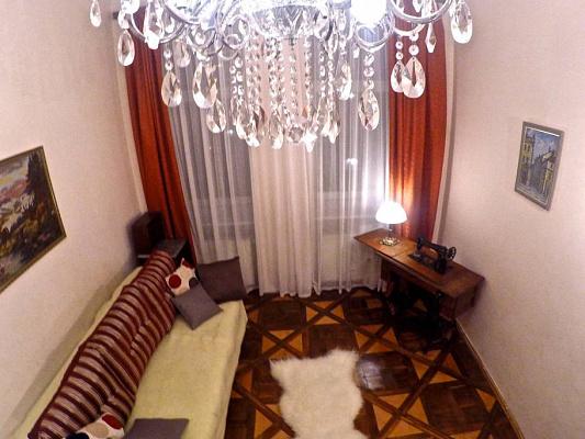 2-комнатная квартира посуточно в Львове. Галицкий район, ул. Котлярская, 12. Фото 1