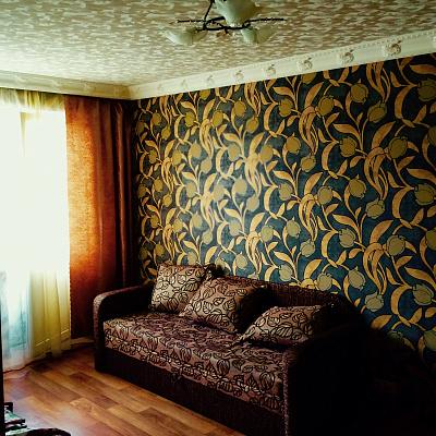 1-комнатная квартира посуточно в Николаеве. Заводской район, пр-т Центральный (Ленина), 26а. Фото 1