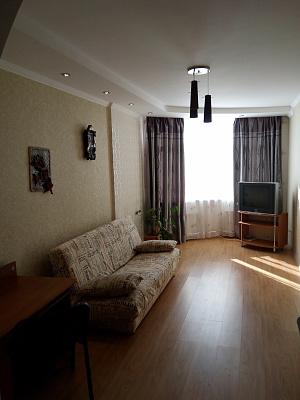 1-комнатная квартира посуточно в Сумах. Заречный район, ул. Прокофьева, 38-А. Фото 1