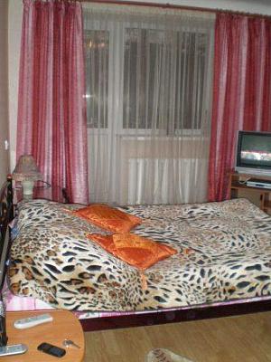 1-комнатная квартира посуточно в Киеве. Подольский район, ул. Еленовская, 34. Фото 1