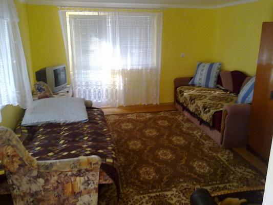 1-комнатная квартира посуточно в Берегово. ул. Михаила Томпы, 11. Фото 1