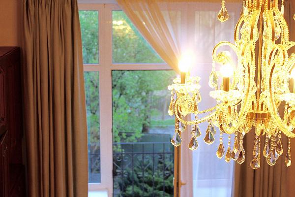 3-комнатная квартира посуточно в Львове. Франковский район, ул. Котляревского, 17. Фото 1