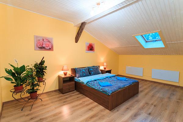 3-комнатная квартира посуточно в Львове. Галицкий район, ул. Пантелеймона Кулиша, 11. Фото 1