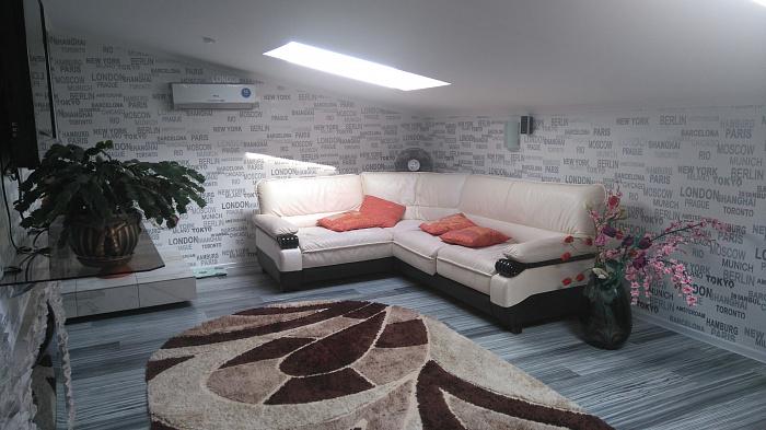 1-комнатная квартира посуточно в Каменце-Подольском. ул. Ивана Франко, 7а. Фото 1