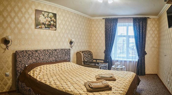1-комнатная квартира посуточно в Львове. Галицкий район, ул. Армянская, 22. Фото 1