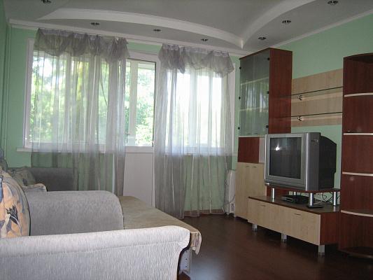 1-комнатная квартира посуточно в Киеве. Соломенский район, ул. Выборгская, 49а. Фото 1