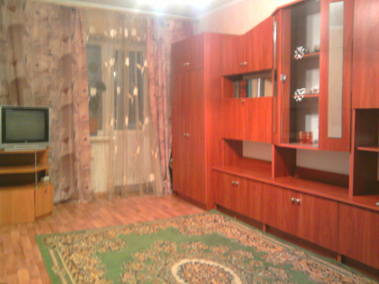 1-комнатная квартира посуточно в Виннице. Ленинский район, ул. Князей Кориатовичей, 127. Фото 1