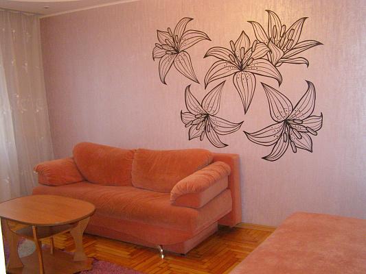 1-комнатная квартира посуточно в Запорожье. Жовтневый район, ул. Гоголя, 163. Фото 1