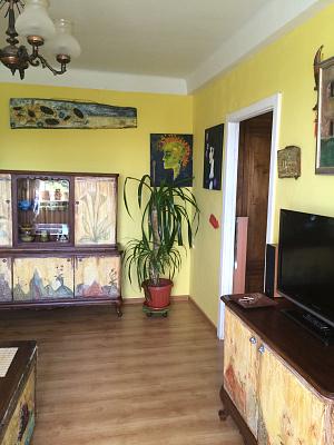2-комнатная квартира посуточно в Киеве. ул. Большая Васильковская (Красноармейская), 136. Фото 1