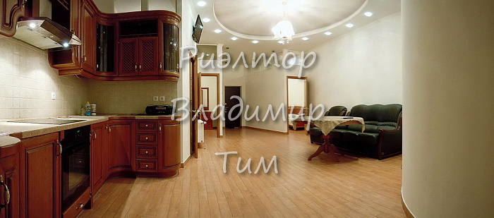 4-комнатная квартира посуточно в Одессе. Приморский район, Гагаринское плато, 5/3. Фото 1