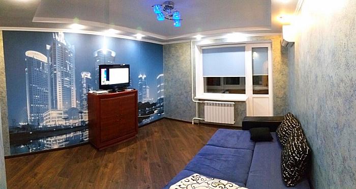 1-комнатная квартира посуточно в Виннице. Ленинский район, ул. Константиновича, 37. Фото 1