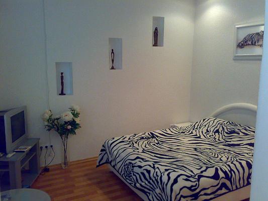 1-комнатная квартира посуточно в Одессе. Приморский район, пл. Соборная, 4. Фото 1