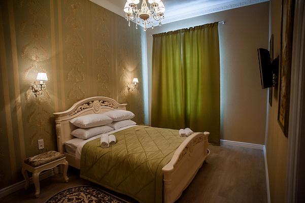 2-комнатная квартира посуточно в Львове. Галицкий район, ул. Пантелеймона Кулиша, 34. Фото 1