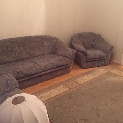 2-комнатная квартира посуточно в Одессе. Приморский район, ул. Тенистая, 13А. Фото 1