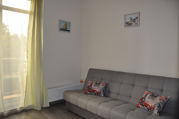 2-комнатная квартира посуточно в Одессе. Приморский район, Французский Бульвар, 60В. Фото 1