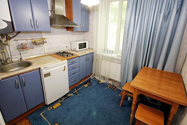 1-комнатная квартира посуточно в Одессе. Приморский район, ул. Довженко, 10. Фото 1