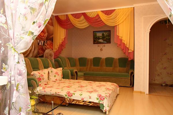 1-комнатная квартира посуточно в Бердянске. ул. Морская, 43. Фото 1