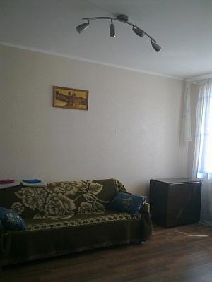 1-комнатная квартира посуточно в Керчи. ул. Маршала Еременко, 41. Фото 1