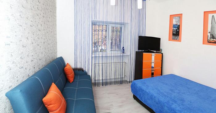 1-комнатная квартира посуточно в Одессе. Приморский район, ул. Успенская, 111. Фото 1