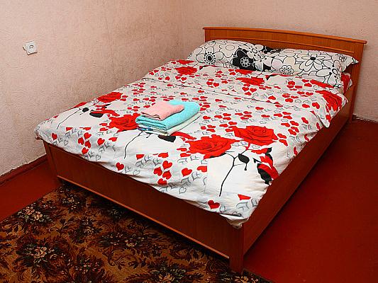 1-комнатная квартира посуточно в Киеве. ул. Жилянская, 76. Фото 1