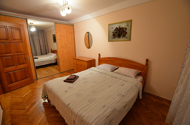 2-комнатная квартира посуточно в Киеве. Печерский район, б-р Леси Украинки, 5. Фото 1