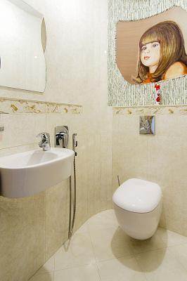 2-комнатная квартира посуточно в Одессе. Приморский район, пер. Обсерваторный, 2/6. Фото 1