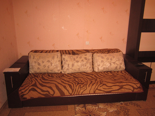 1-комнатная квартира посуточно в Артемовске. ул. Юбилейная, 36. Фото 1