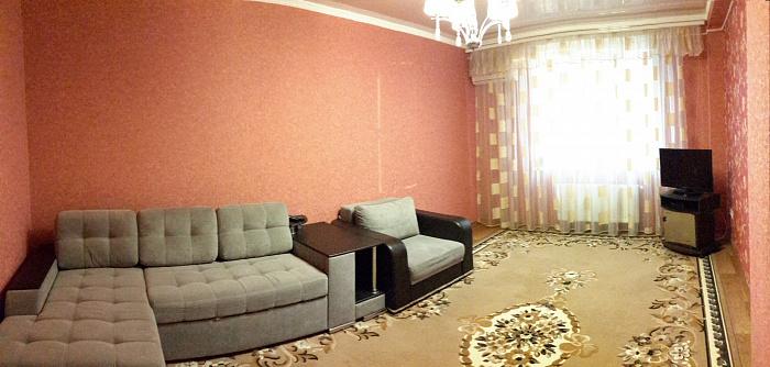 1-комнатная квартира посуточно в Севастополе. Гагаринский район, пр-т Античный, 18. Фото 1