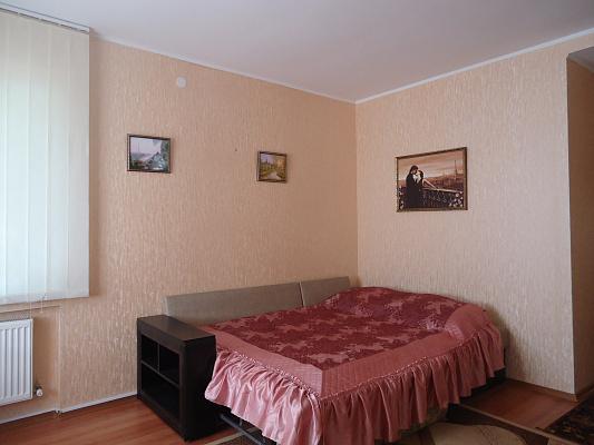 1-комнатная квартира посуточно в Виннице. Ленинский район, ул. Монастырская, 43. Фото 1