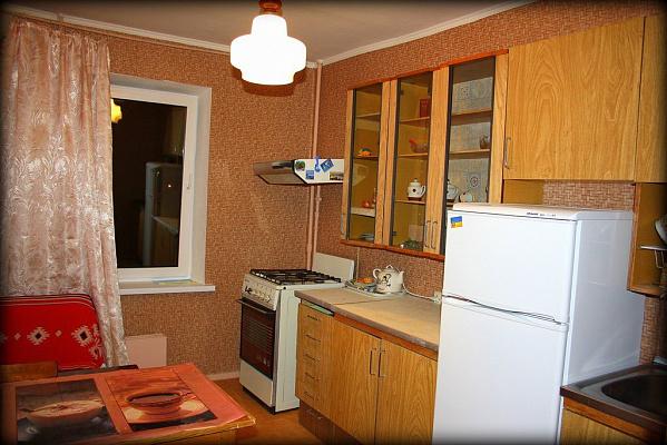 1-комнатная квартира посуточно в Обухове. ул. Киевская, 162-А. Фото 1