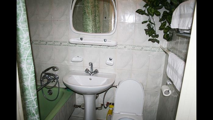 1-комнатная квартира посуточно в Одессе. Приморский район, Шевченко, 21. Фото 1