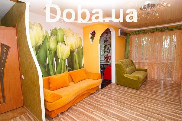 1-комнатная квартира посуточно в Феодосии. ул. Галерейная, 13. Фото 1