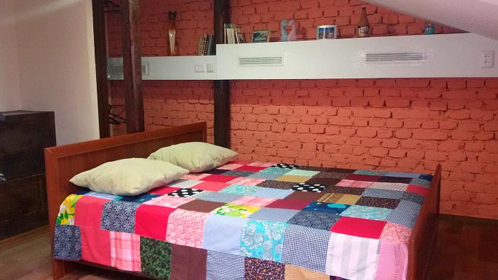 2-комнатная квартира посуточно в Харькове. Киевский район, ул. Сумская, 82а. Фото 1