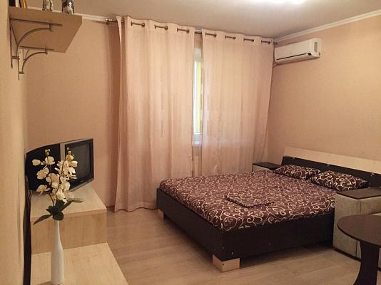 1-комнатная квартира посуточно в Сумах. Заречный район, ул. Харьковская, 54. Фото 1