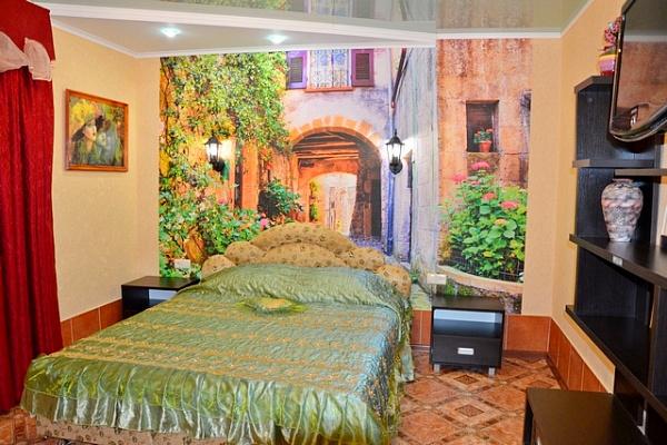 1-комнатная квартира посуточно в Новом свете. ул. Шаляпина, 6. Фото 1