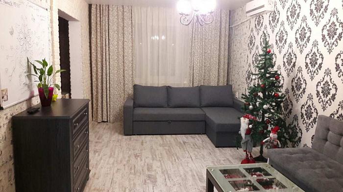 2-комнатная квартира посуточно в Чернигове. Новозаводской район, ул. Пирогова, 2. Фото 1