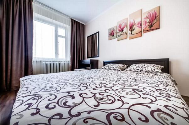 2-комнатная квартира посуточно в Львове. Сыховский район, ул. Гната Хоткевича, 30. Фото 1