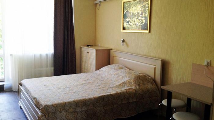 1-комнатная квартира посуточно в Партените. ул. Прибрежная, 7. Фото 1