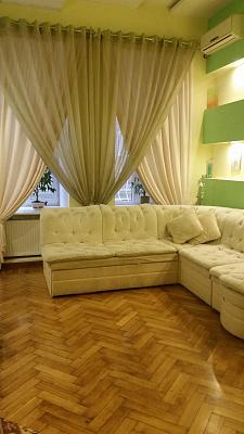 2-комнатная квартира посуточно в Одессе. Приморский район, ул. Жуковского, 31. Фото 1