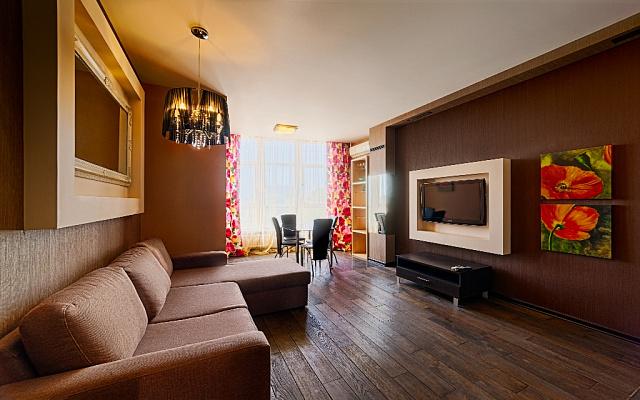2-комнатная квартира посуточно в Одессе. Приморский район, б-р Французский, 9. Фото 1