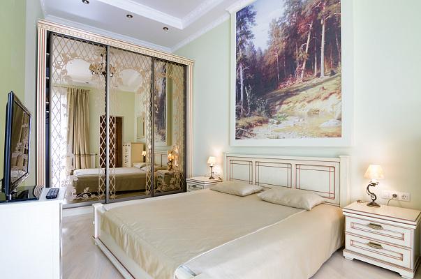 2-комнатная квартира посуточно в Львове. Галицкий район, ул. Тадеуша Костюшко, 16. Фото 1
